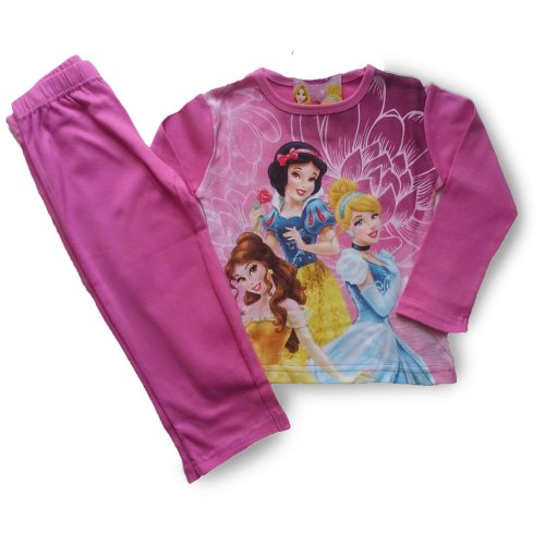 Disney Princess Pyjamas - Pink