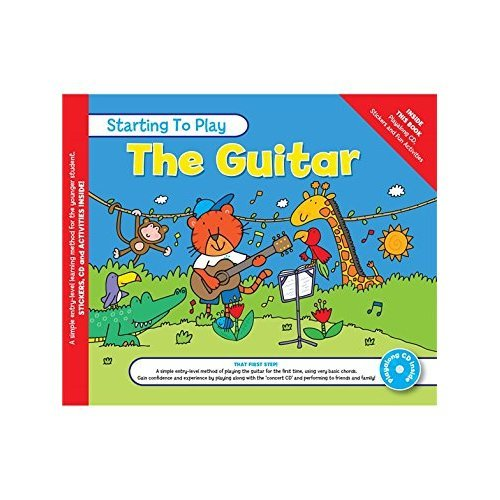 Music for Kids: Starting to Play Guitar