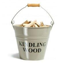 Bucket for Kindling Wood