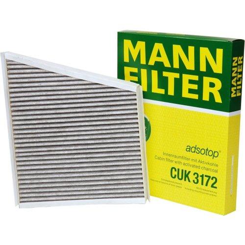 Mann Filter CUK3172 Cabin Air Filter
