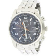 Citizen Eco-Drive World Time AT Radio Mens Watch AT9010-52E