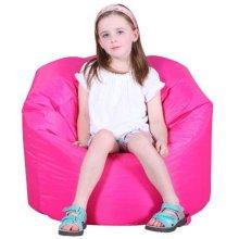 XL X-Large Kids Teen Childrens Round Beanbag Gamer Bean Bag Chair Cushion Sofa