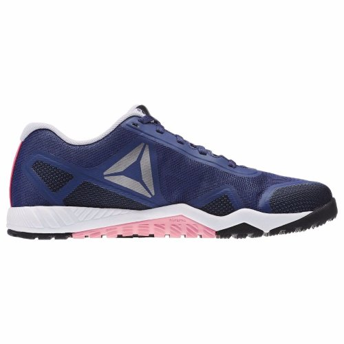 f31f0547a60f New Womens Reebok Ros Workout TR 2.0 Navy Blue Gym Trainers AR2981 on OnBuy