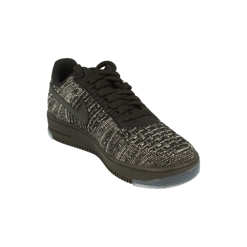 the best attitude 50d3c de899 ... Nike Womens Af1 Air Force 1 Flyknit Low Running Trainers 820256  Sneakers Shoes - 3 ...