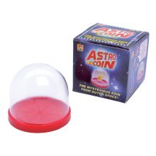 Astro Coin Magic Party Trick - Fancy Dress Tricks Adult All Kinds Close Up -  magic trick astro coin fancy dress tricks adult all kinds close up