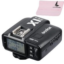 Godox X1T-N First TTL 2.4 G Wireless Flash Trigger Transmitter For Nikon Series Cameras (X1T-N)