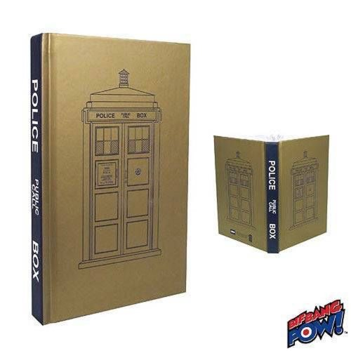 Authentic Doctor Who Official TARDIS Mini Journal