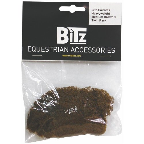 Bitz Hairnets Twin Pack