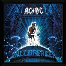 Ac/dc Ballbreaker Framed Album Print