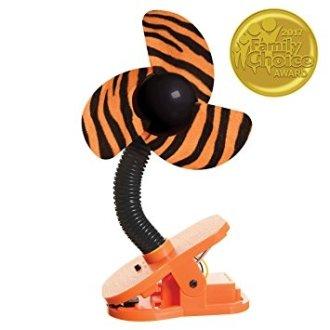 Dreambaby Stroller Fan - Tiger