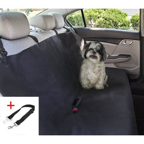 Dog Cover For Car >> Pettom Rear Car Seat Cover Waterproof Dog Seat Covers Washable Travel Car Seat Protector Cover Dog Hammock Car Bench Rear Seat Protector For