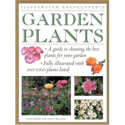 Garden Plants (Illustrated Encyclopedia)