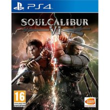 Soul Calibur VI 6 PS4 Game