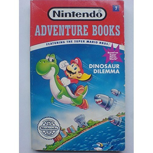 Dinosaur Dilemma (Nintendo Adventure Books)