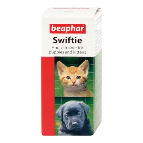 Beaphar Puppy & Kitten Swiftie Trainer 20ml (Pack of 6)