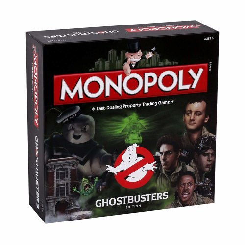 Monopoly - Ghostbusters Edition Board Game