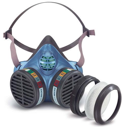 Moldex 5174 - FFA1P2 R D Pre-assembled Half Mask Size M/L