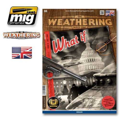 Weathering Magazine - Issue 15. What If