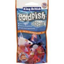King British Goldfish Treats (70 Treats)