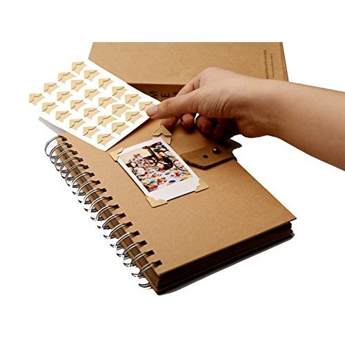 Self Adhesive Photo Corners Pack Of 240 Khaki