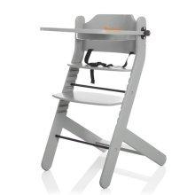 Baninni High Chair Dolce Mio Light Grey BNDT003-LGY