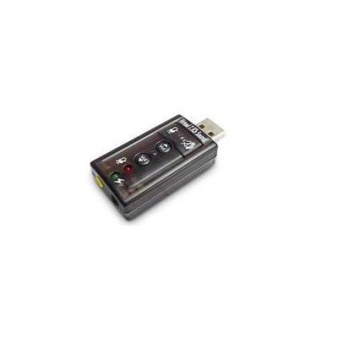 Dynamode USB Sound Adapter 7.1 Channel 7.1channels USB