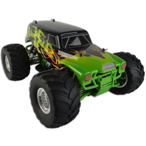 Fast RC Monster Truck R-Spec Special Ed RTR Hobby Grade Radio Controlled Car
