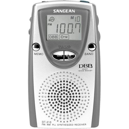 Sangean DT 210 Portable Stereo