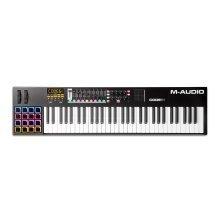 M-Audio Code 61 - 61 Key USB Midi Controller Keyboard - Black