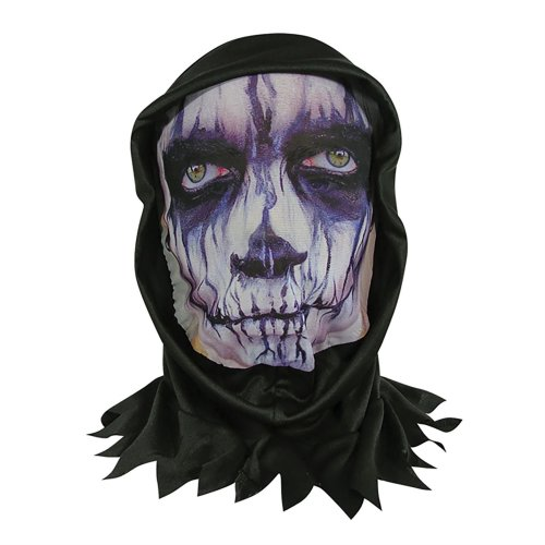 Skin Mask W/Hood Stitches