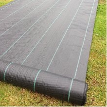 Yuzet 3m wide 100gsm weed control fabric ground cover membrane