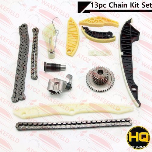 FOR AUDI A6 2.0 TFSI CDNB PETROL ENGINE FULL TIMING CHAIN + BALANCE KIT NEW