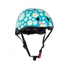 Kiddimoto Children's Bike / Scooter / Skateboarding Helmet - Fleur Design