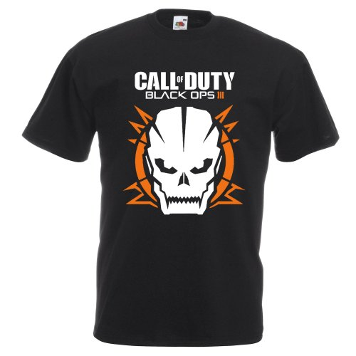 Call of duty black ops 3 COD Adult T-shirt