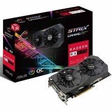 Asus 4Gb AMD Radeon RX570 Strix OC PCI-e 3.0 VGA Card