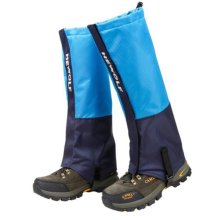 Hiking/Climbing/Camping/Skiing Shoes Gaiter For Adult- L Brown