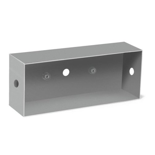 Estak Grey Recess Box - LEDS-C4 71-1653-34-34