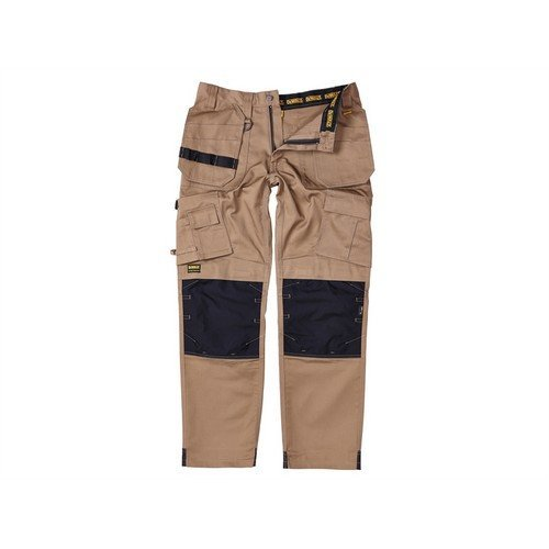 DeWalt DEWPROT3031S Pro Tradesman Stone Trousers Waist 30in Leg 31in