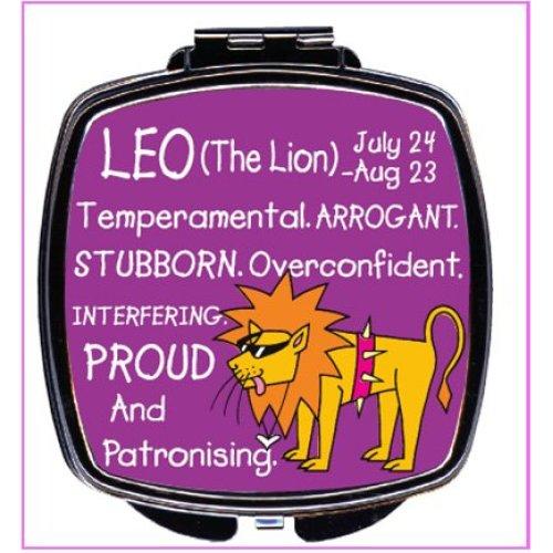 Leo Compact Mirror