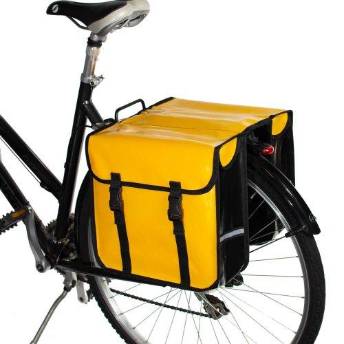 BikyBag® Waterproof Bicycle Double Panniers