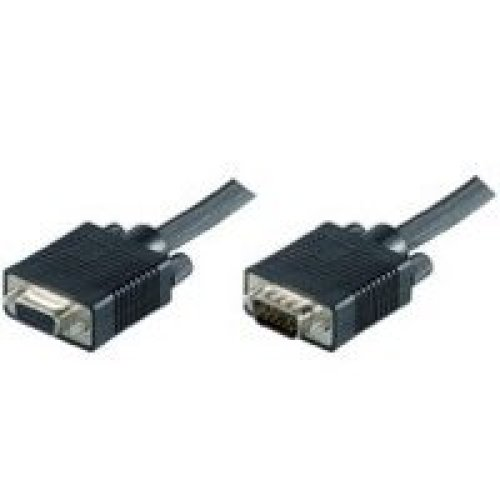 MicroConnect Connect MONGH10Micro VGA Cable 10m Black