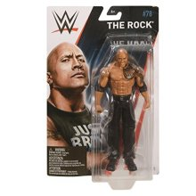 WWE Basic - Series 78 - The Rock Figure