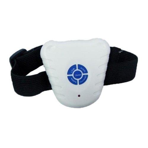 Aleko TS-BC09-UNB Pet Training Waterproof Ultrasonic Adjustable Dog Bark Collar