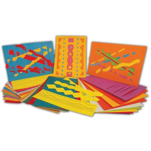 Creative Paper Weaving Craft Activity (Pack of 60)