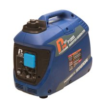 P1PE P1000i Portable Leisure Silent Petrol Inverter Generator 1000w 4-Stroke
