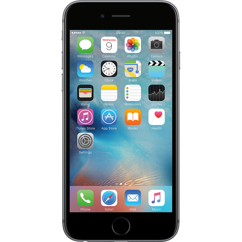 T-Mobile, 16GB Apple iPhone 6s Space Grey