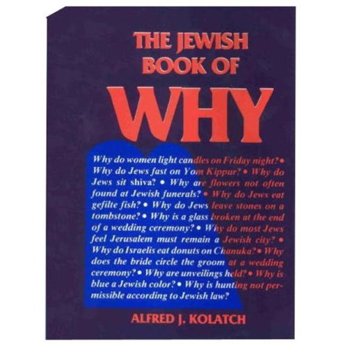 Rite Lite B-WHY-ONE The Jewish Book of Why
