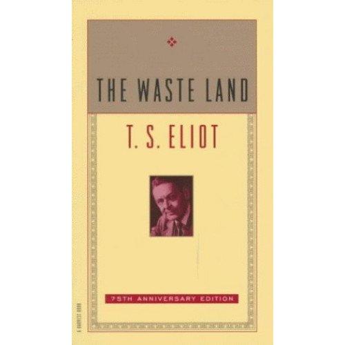 The Waste Land (Harvest Book)