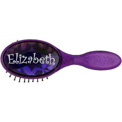 Elizabeth Bejewelled Hairbrush