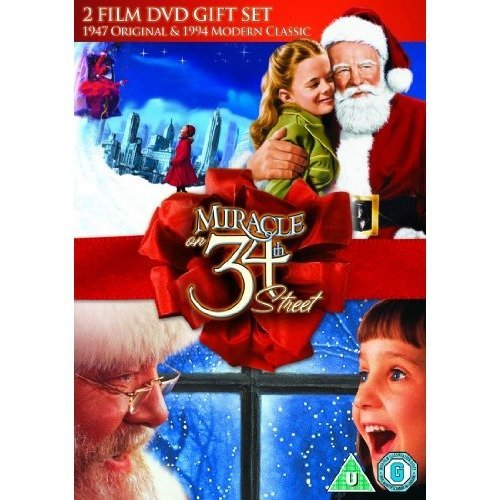 Miracle on 34th Street (1947 and 1994) Box Set